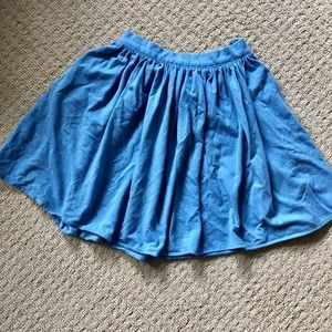 American Apparel Circle Cotton skirt